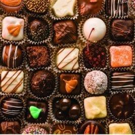 Unusual Chocolate Flavors