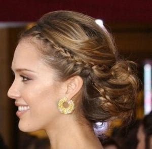 Jessica Alba The 80th Annual Academy Awards (Oscars) - Arrivals Los Angeles, California - 24.02.08 Credit: (Mandatory): Apega/WENN
