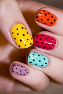 make way for polka dots!