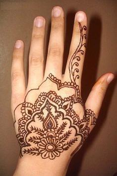 Henna Mehndi Designs