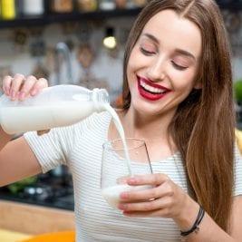 Milk consumption
