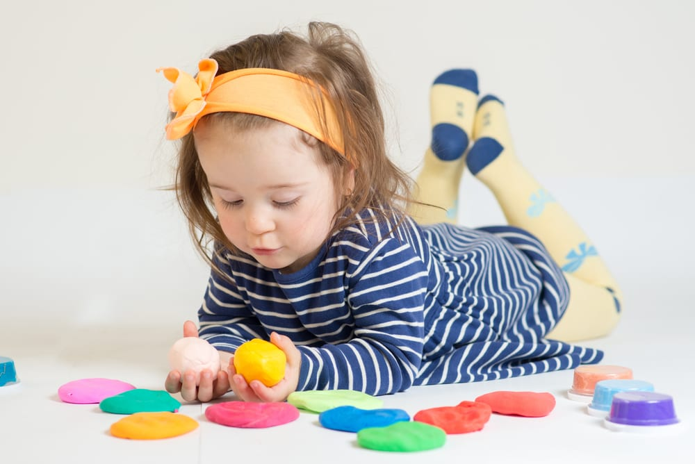 Toddler Active And Busy