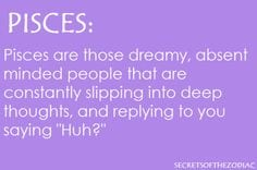 Personality Traits of a Pisces