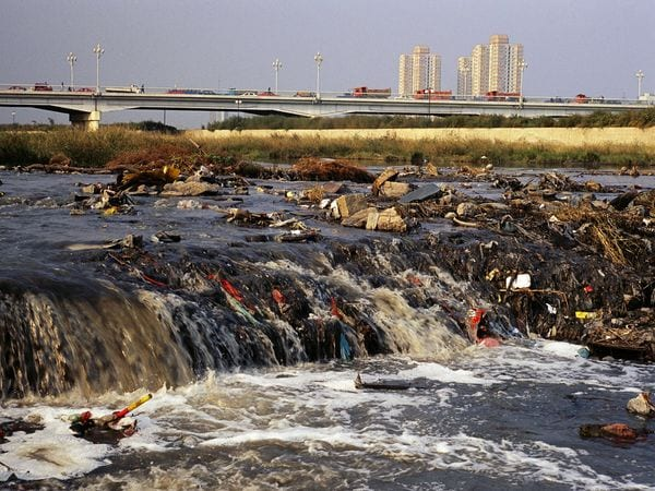Top Most Polluted Rivers In The World Dont Drink The Water - Examples of rivers in the world