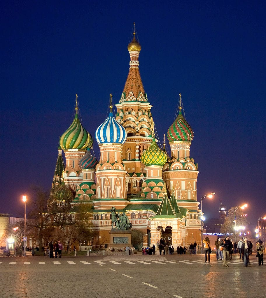 things russia is famous for
