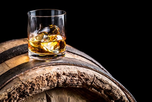 best selling whiskey