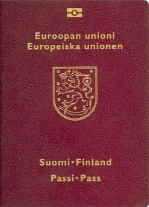 4_Finland_passport