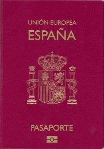 7_Spanish_Passport