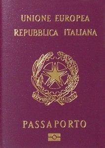 8_Italy_Passaport