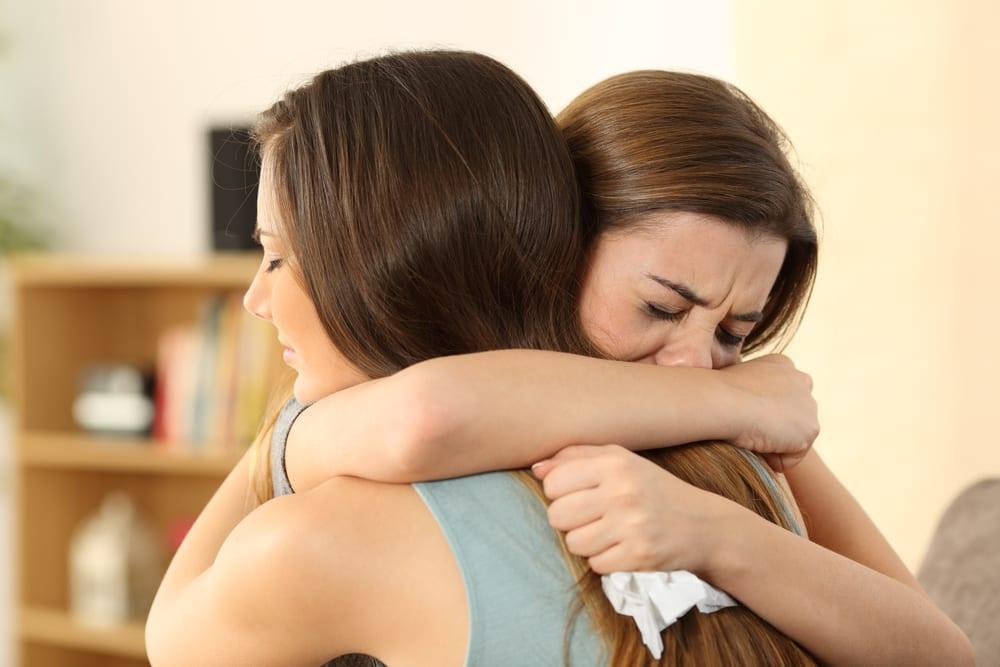 Women Cry