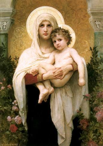 mary about virgin belief mormon the