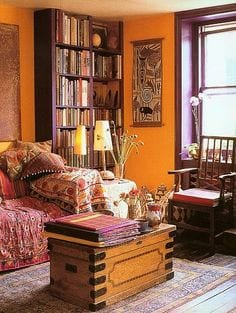 For The Gypsy Soul Living Room Decoration