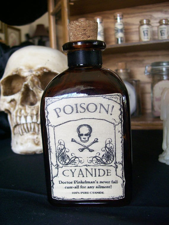 Most Deadly Poisons