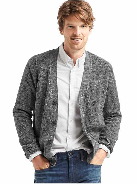 Mens Sweater Types