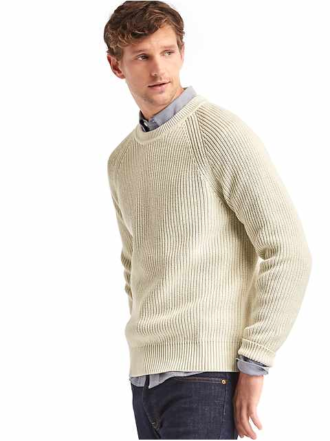 Mens Sweater Types