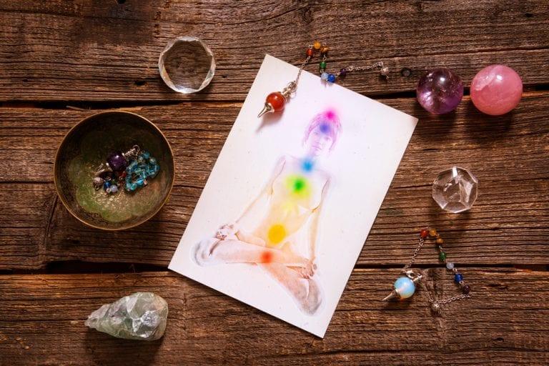 healing chakras 101