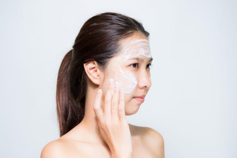 oily nose