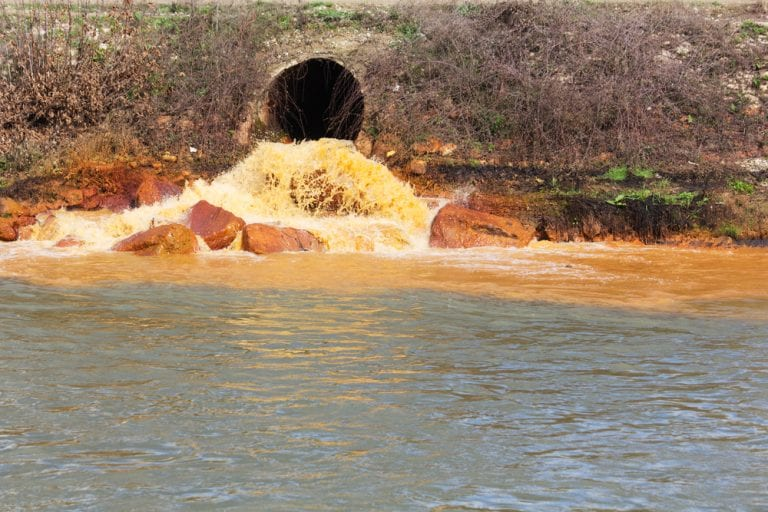 most polluted rivers