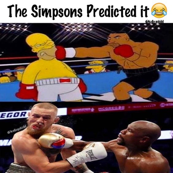 hilarious Mayweather-McGregor fight memes
