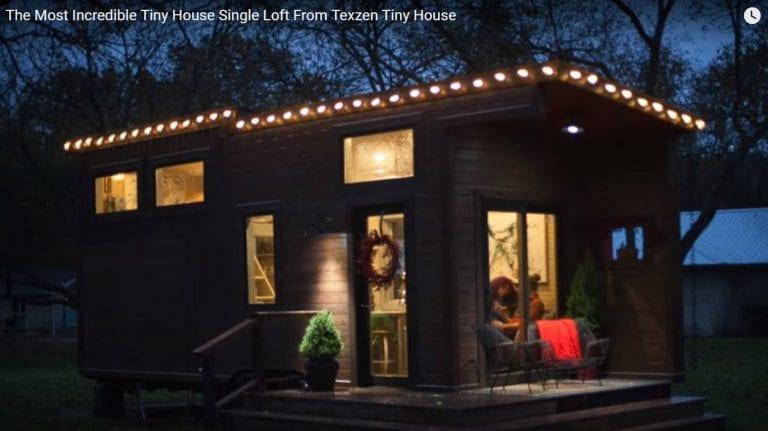 tiniest livable house