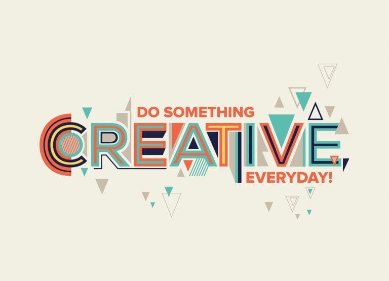learning steps toward creativity