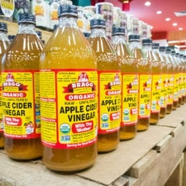Health Benefits of Apple Cider Vinegar