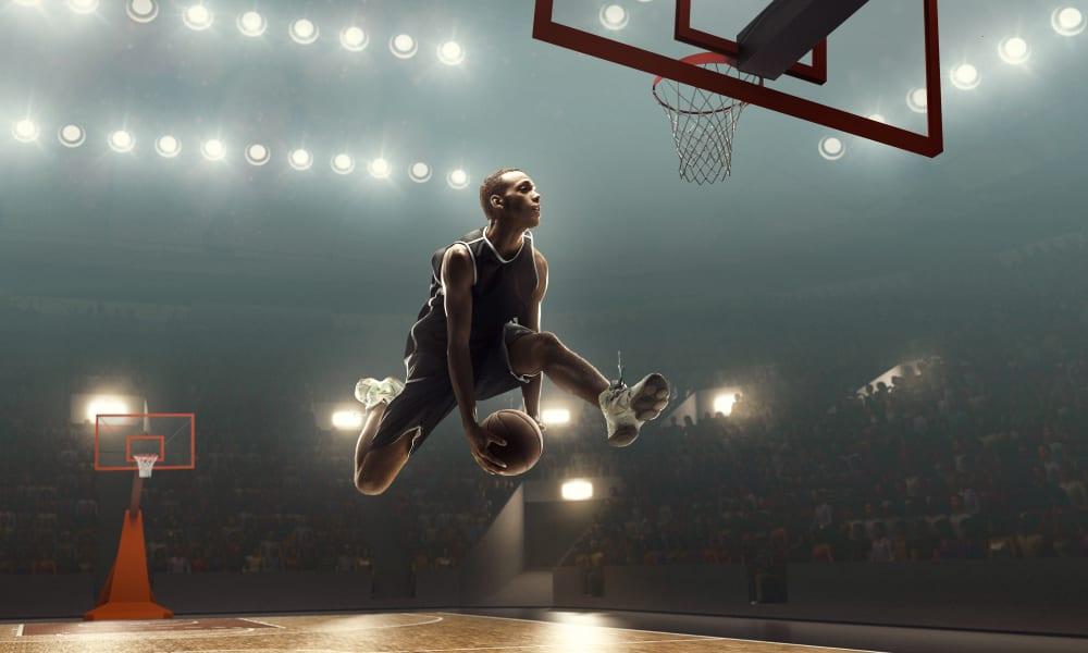 8. Basketball