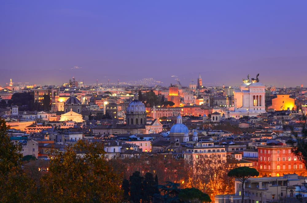 Hidden Attractions in Rome