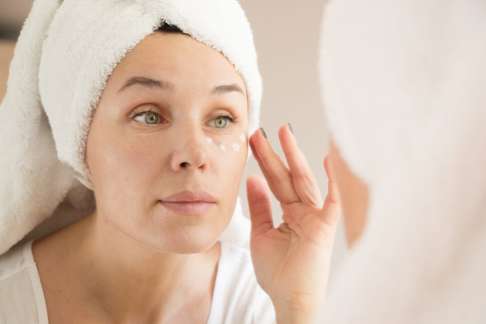 Ways to Eliminate Eye Bags: Consider an eye cream regimen