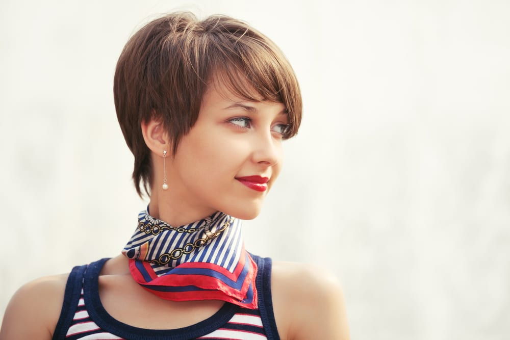 Reasons Why You Should Try a Short Haircut: youll learn to style