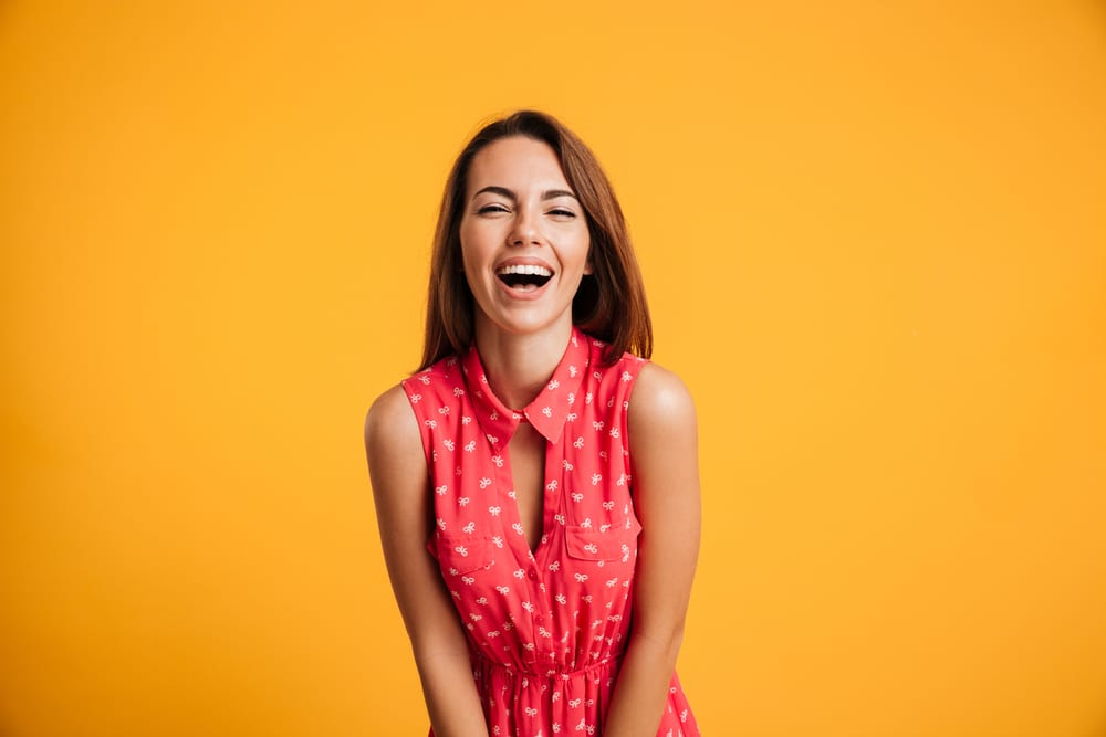 Why Laughing Out Loud is Best For You: makes you look attractive