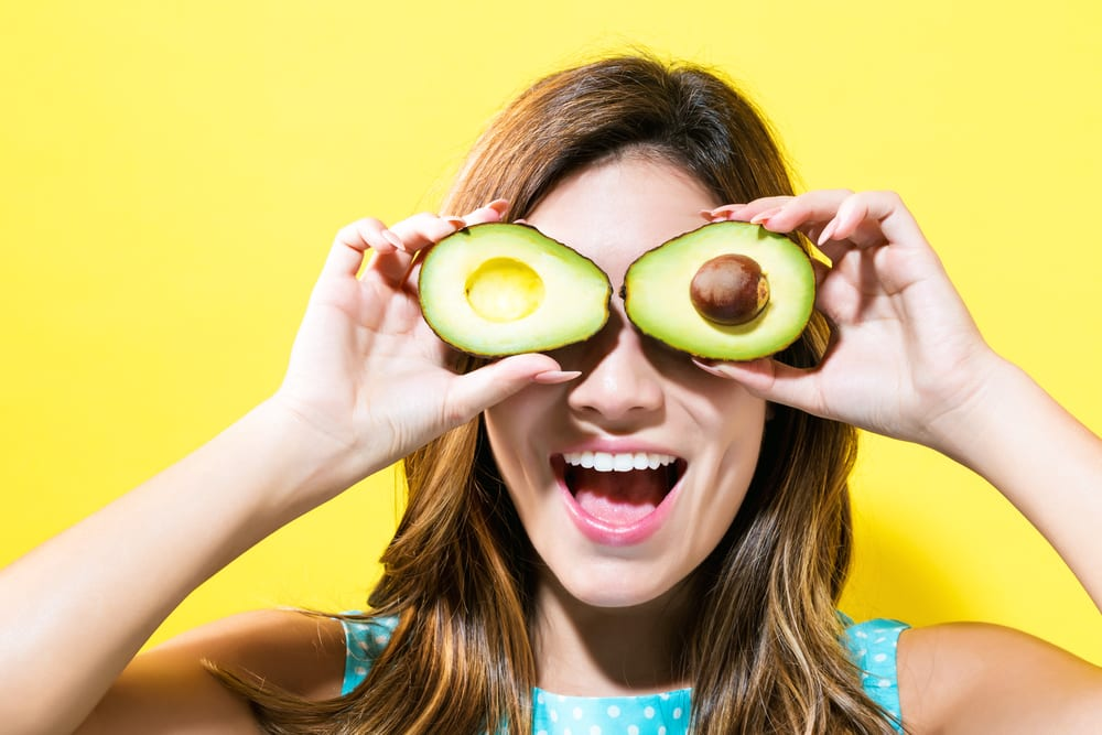 Low Sugar Fruits - avocados