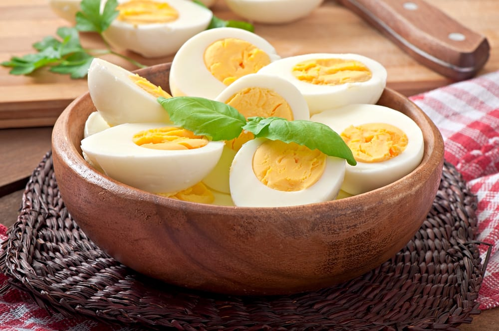 Smelly Foods that are Worth Eating-boiled egg