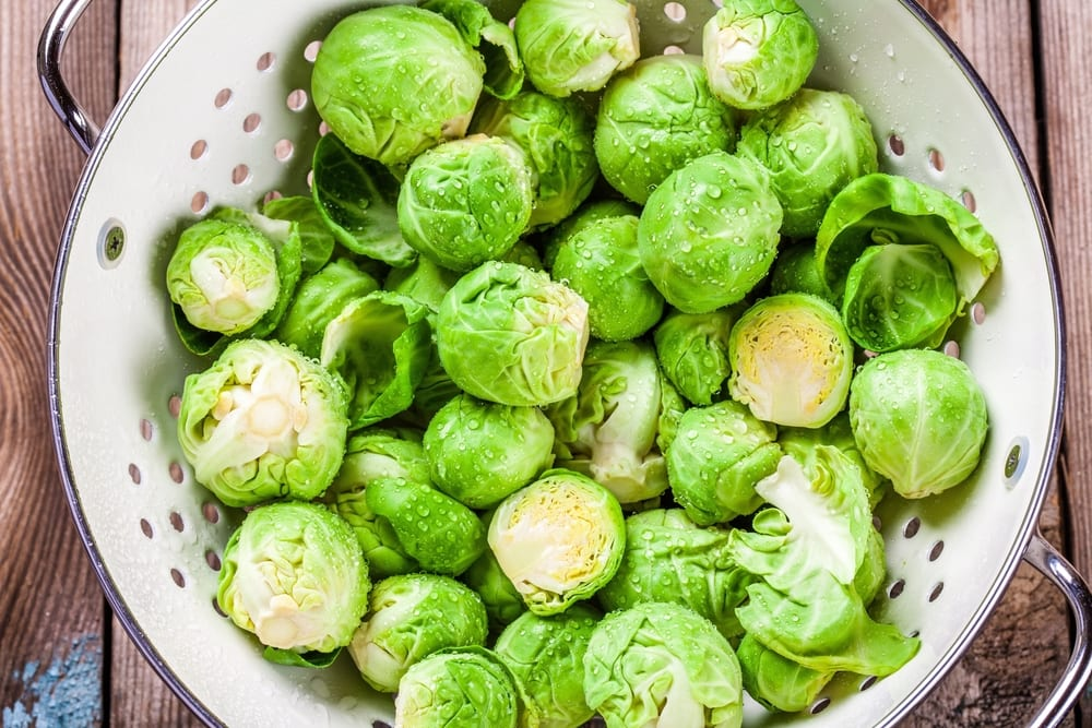 Smelly Foods that are Worth Eating-brussels sprouts