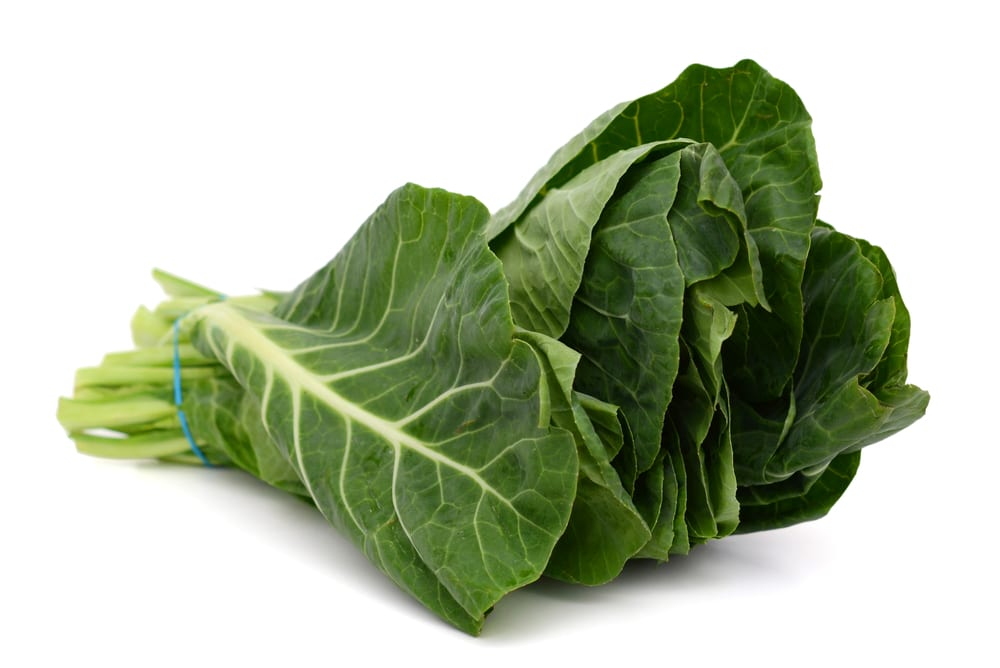 Smelly Foods that are Worth Eating-collard greens