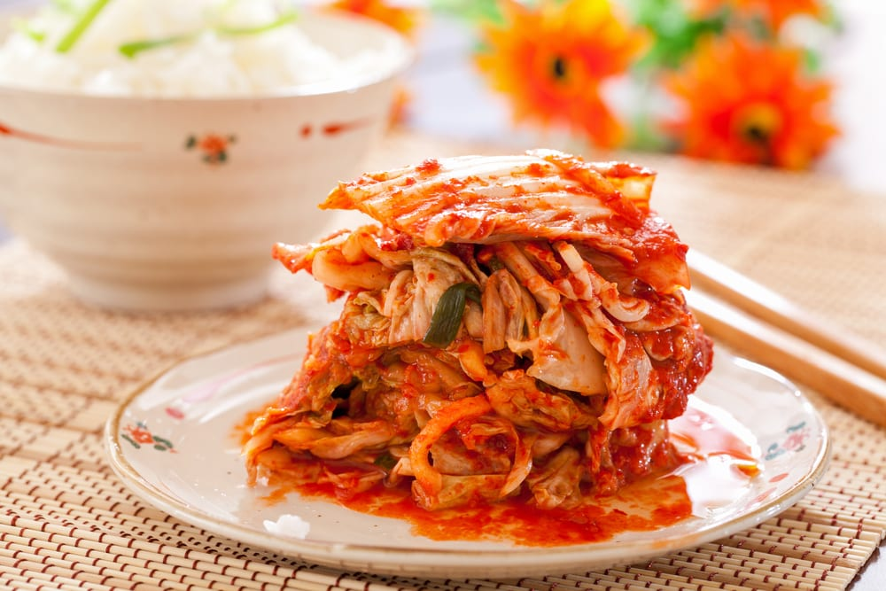 Smelly Foods that are Worth Eating - kimchi