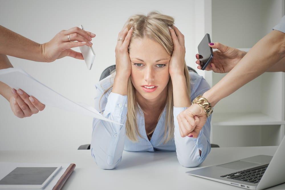 Warning Signs of Burnout - losing focus
