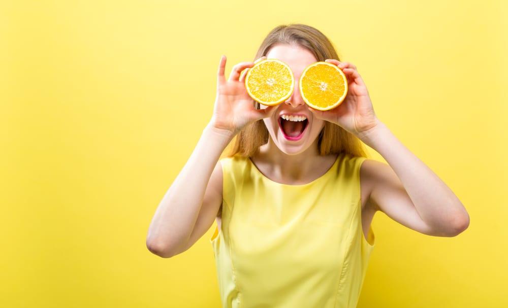 Low Sugar Fruits - oranges