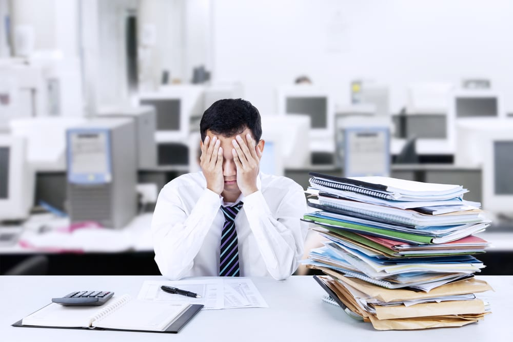 Warning Signs of Burnout - Physical Tiredness
