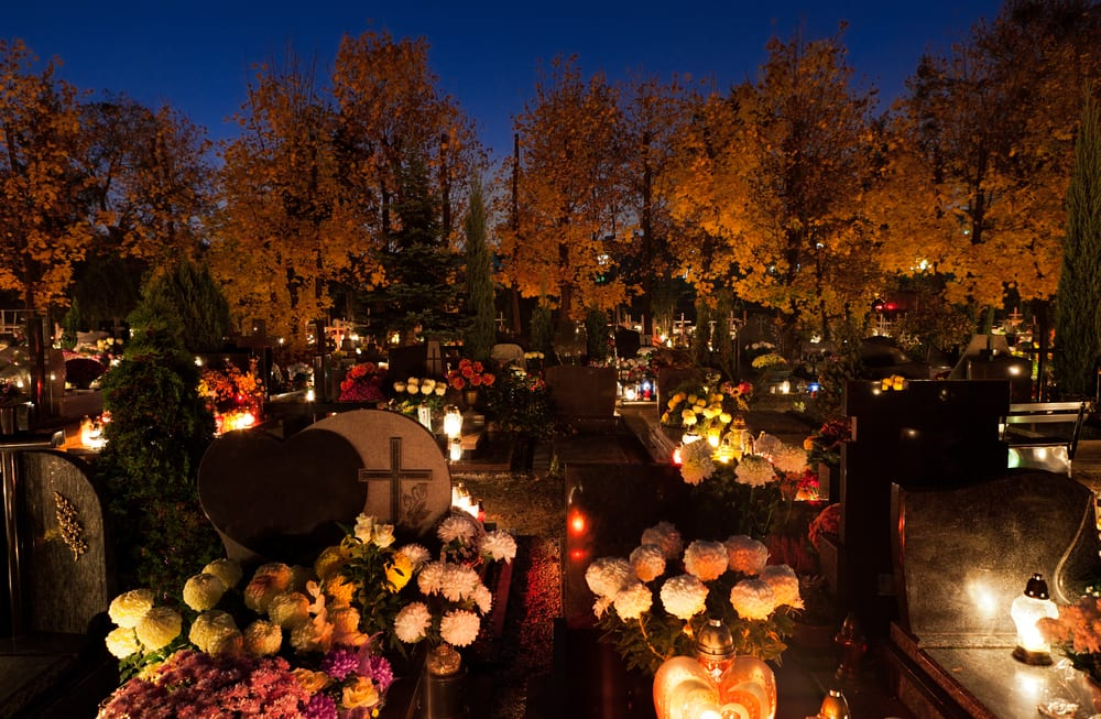 Halloween-Like Traditions - all saints day
