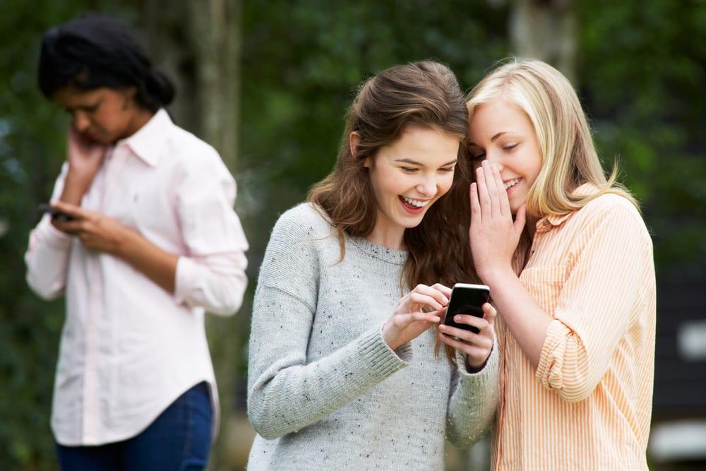 Avoid Cyberbullying - do not be a bully