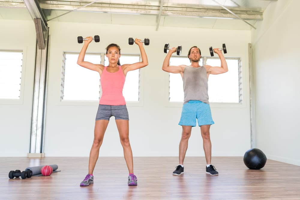 Ways to Exercise on a Busy Schedule - enroll in a fitness class