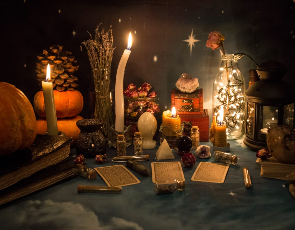 Halloween-Like Traditions - Samhain