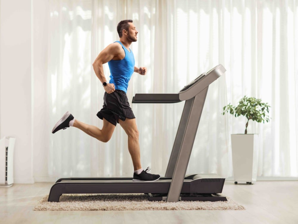 Ways to Exercise on a Busy Schedule - stay away from the couch