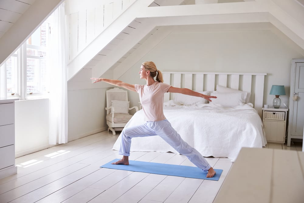 Ways to Exercise on a Busy Schedule - wake up early