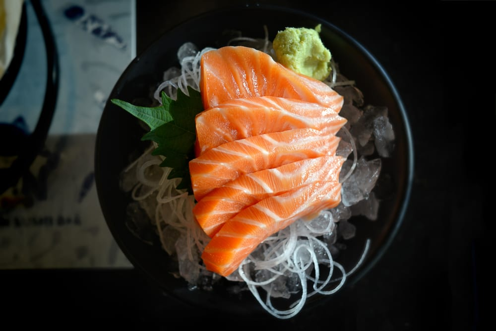 Best Traditional Food in Japan - Sashimi