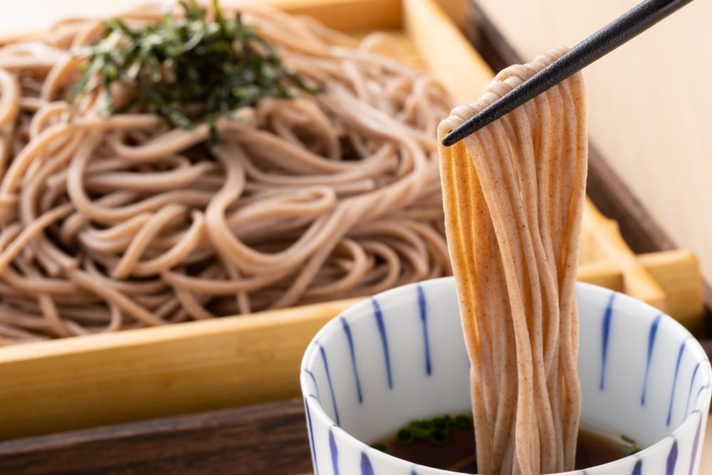 Best Traditional Food in Japan - Soba