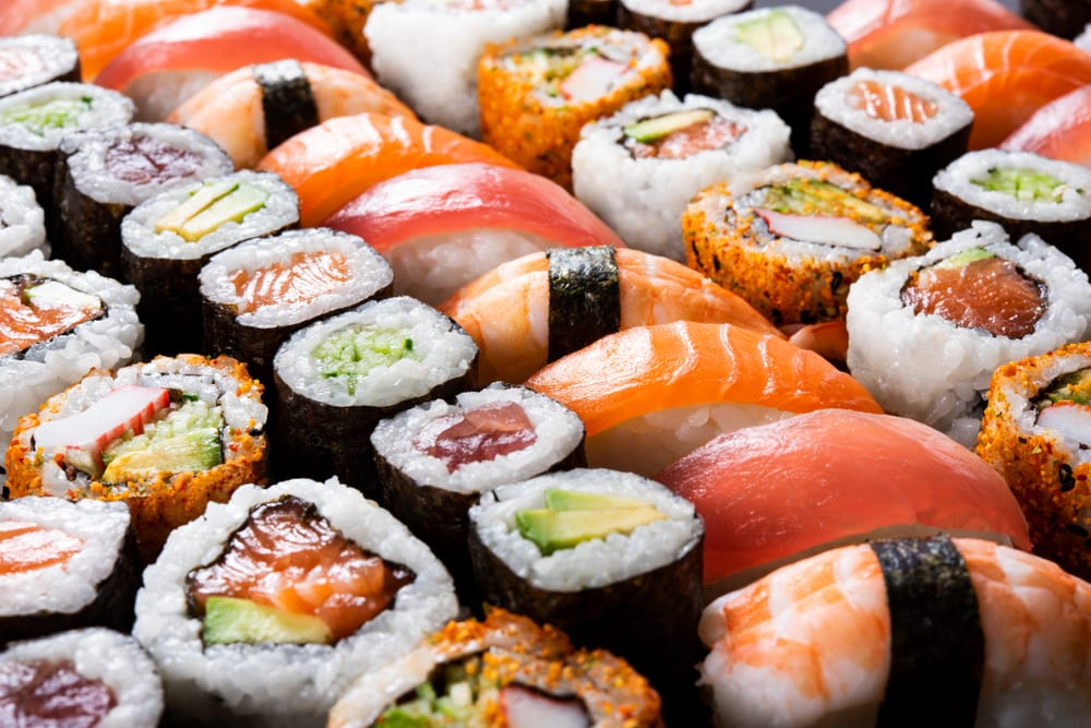 Best Traditional Food in Japan - Sushi