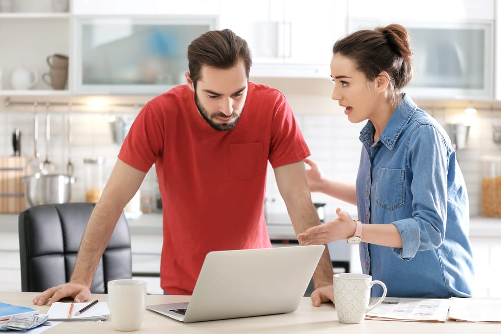 Tips to Prevent a Break-up - try not to insult your partner during arguments