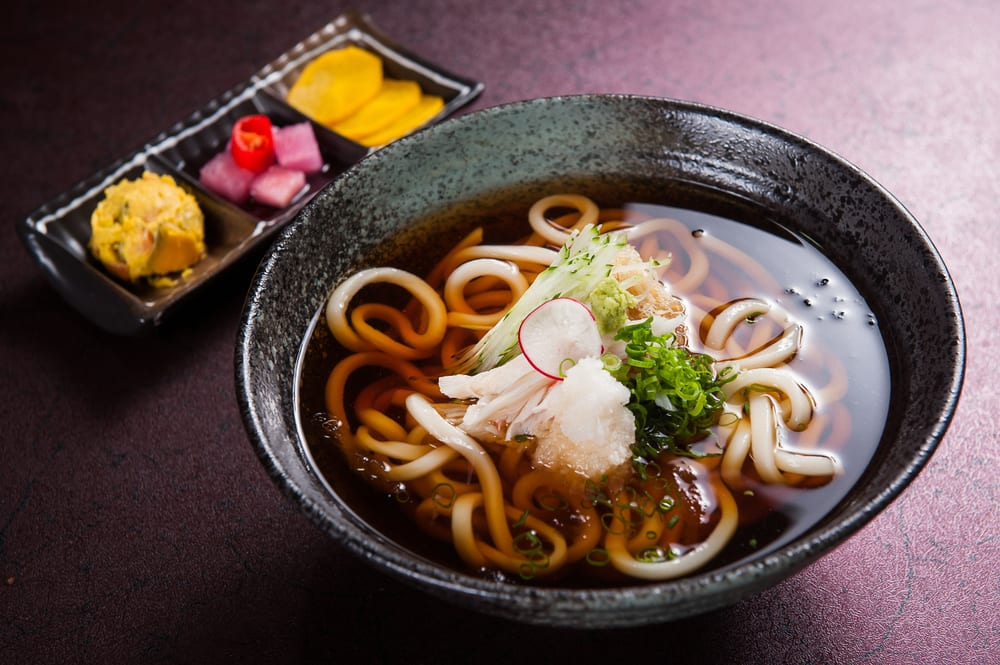 Best Traditional Food in Japan - Udon